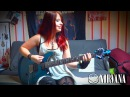 NIRVANA - Smells Like Teen Spirit [GUITAR COVER] by Jassy J