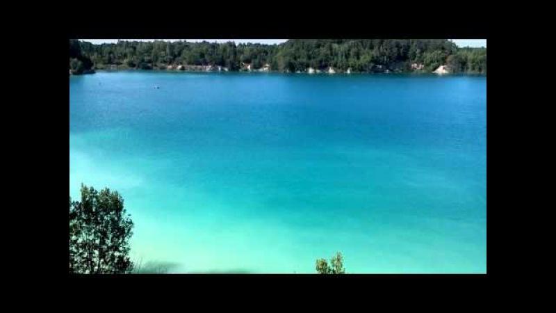 Загублений рай - Черепашинський кар'єр