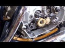 ремонт коробки lifan 250-b (Virginia) Yamaha Virago 250