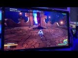 KINGDOM HEARTS 2.8: Birth by Sleep 0.2 E3 2016 Demo Heartless Battle