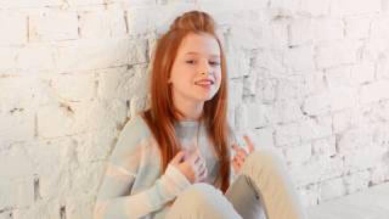 Taylor Swift - I Knew You Were Trouble - Cover by Anastasiya Baginska | 4K