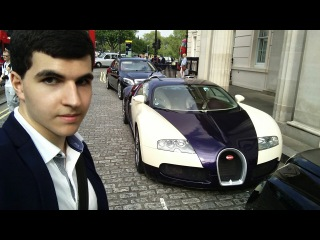 Supercar Spotting in London - Part 2