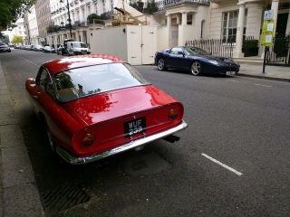 Supercar Spotting in London - Part 1