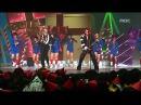 Norazo - Superman, 노라조 - 슈퍼맨, Music Core 20081220