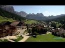 Прекрасная Италия - Альто-Адидже, Южный Тироль - из Валле Аурина в Швейцарские Ал ...