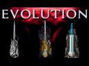 Эволюция скрытого клинка Развитие в Assassin's creed Кредо Убийцы