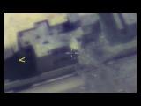 Уничтожение командного пункта крупного отряда боевиков в Ракке крылатыми ракет...