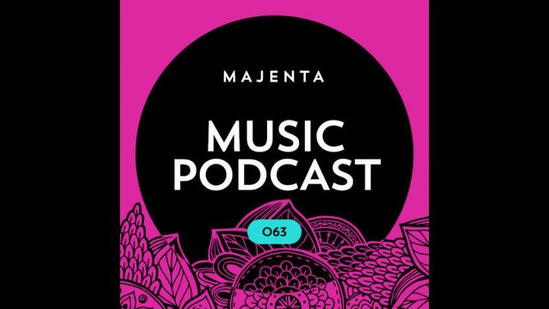 MAJENTA – Music Podcast 063 (25.10.2016)