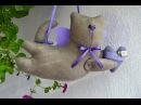 Мастер-класс Летящий кот Тильда/Master class The flying cat the Tilde
