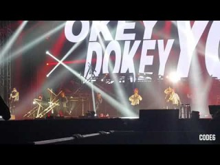 160402 WINNER EXIT TOUR IN DAEGU 송민호 이승훈 - Okey Dokey