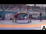 125 kg / Baran (POL) — Khugaev (RUS) / 1/8 final