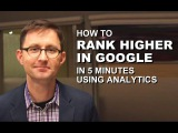 How to Improve Your Google Rankings Fast: 9 Steps to Rank Higher Using Analytics