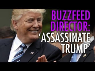 Jack Posobiec & Baked Alaska: BuzzFeed calls for Trump's murder