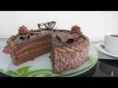 Пражский Торт cách làm bánh kem sinh nhật Socola Gato Praha Sacher torte Áo clip hướng dẫn dạy