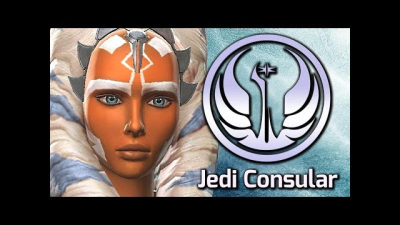 SWTOR Ahsoka Tano Clone : Power Leveling a Togruta Jedi Consular Live Most Viewed Stream