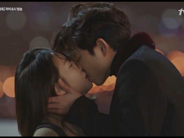 Goblin -All Kiss Scenes (Sam Kim-Who Are You ) OST English Lyric