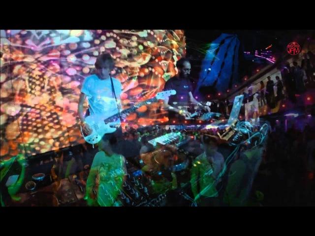 GOATIKA (PAVEL KLIMENT) LIVE @ STICKY JAM FESTIVAL 2014