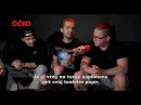 03.04.2017 - ÓČKO - Tokio Hotel v Praze!  Exclusive interview (short version)