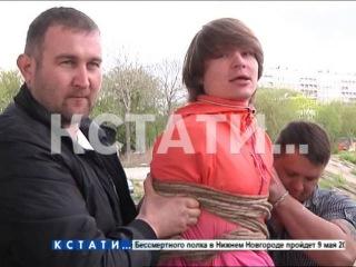 По другую сторону экрана - съемки первого нижегородского полнометражного сериала прошли в городе