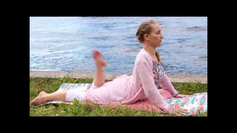 Кундалини-йога для женщин   Крийя Подари силу сердцу