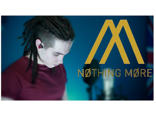 Nothing More This is the time Ballast vocal cover