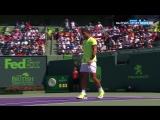 Rafael Nadal vs Nicolas Mahut Miami 2017 R4 Full Match