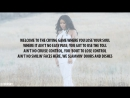 Nicki Minaj - The Crying Game (Lyrics)