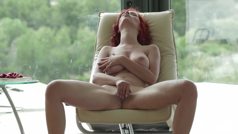 Ariel Piper Fawn sexy redhead