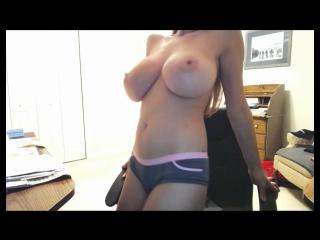 Домашняя девочка показывает большую грудь (Girls Teen Boobs Tits Секс Порно Попка Сиськи Грудь Голая Эротика Трусики Ass Соски)