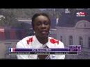European Championships 2017. Ladies - FP. Mae Berenice MEITE