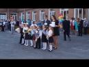 ВЫПУСК 2016. Поздравление от 10-классников на Последний звонок. МБОУ СОШ №156, Новосибирск