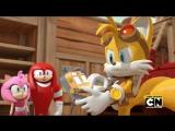 Sonic Boom / Соник Бум - s02e04 - Alone Again, Unnaturally (субтитры)
