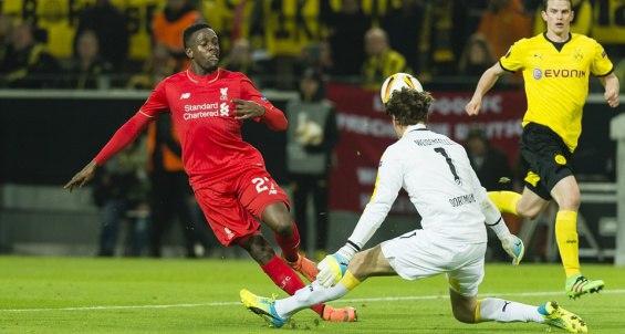 Ливерпуль боруссия дортмунд 14 апреля 2016 забитые мячи