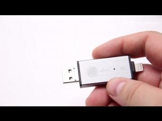 C Apple (iPhone, iPad, Mac) переносим файлы на USB устройства