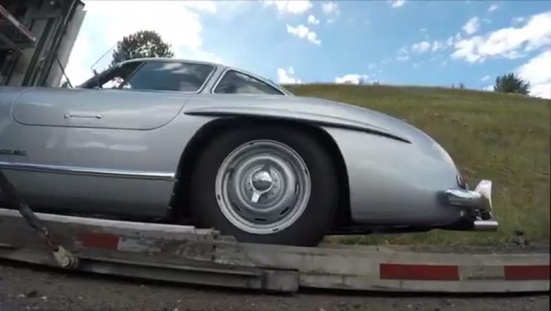 Mercedes Benz W198