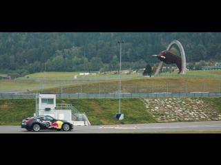 «Бородатая езда» на знаменитом Red Bull Ring
