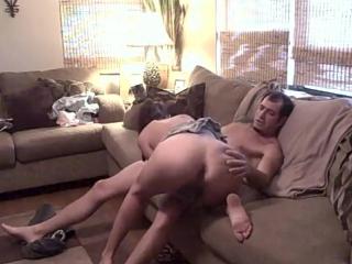 Оральный секс с отцом