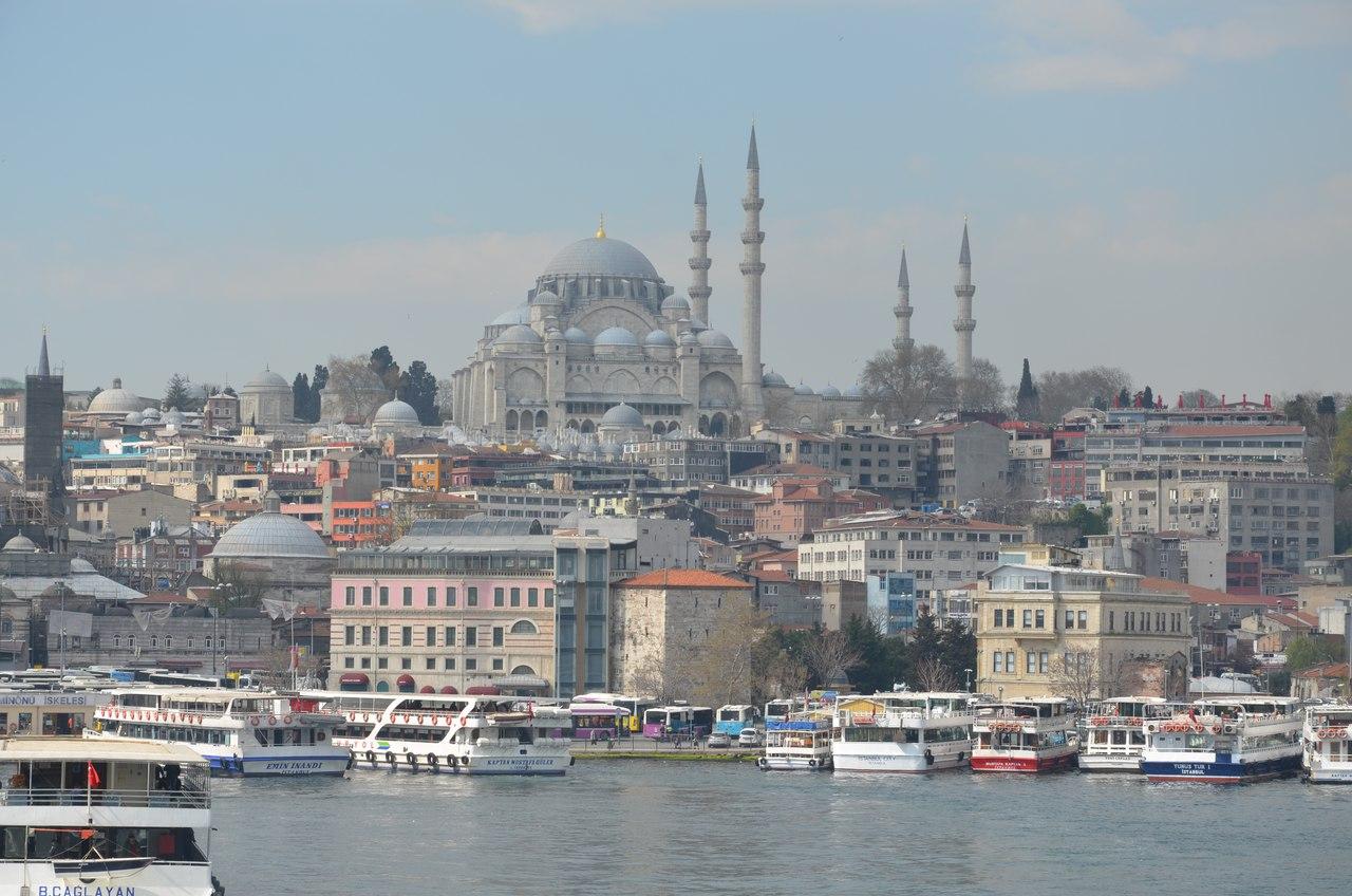 2iIDSuUAE6w Стамбул достопримечательности столицы Турции.