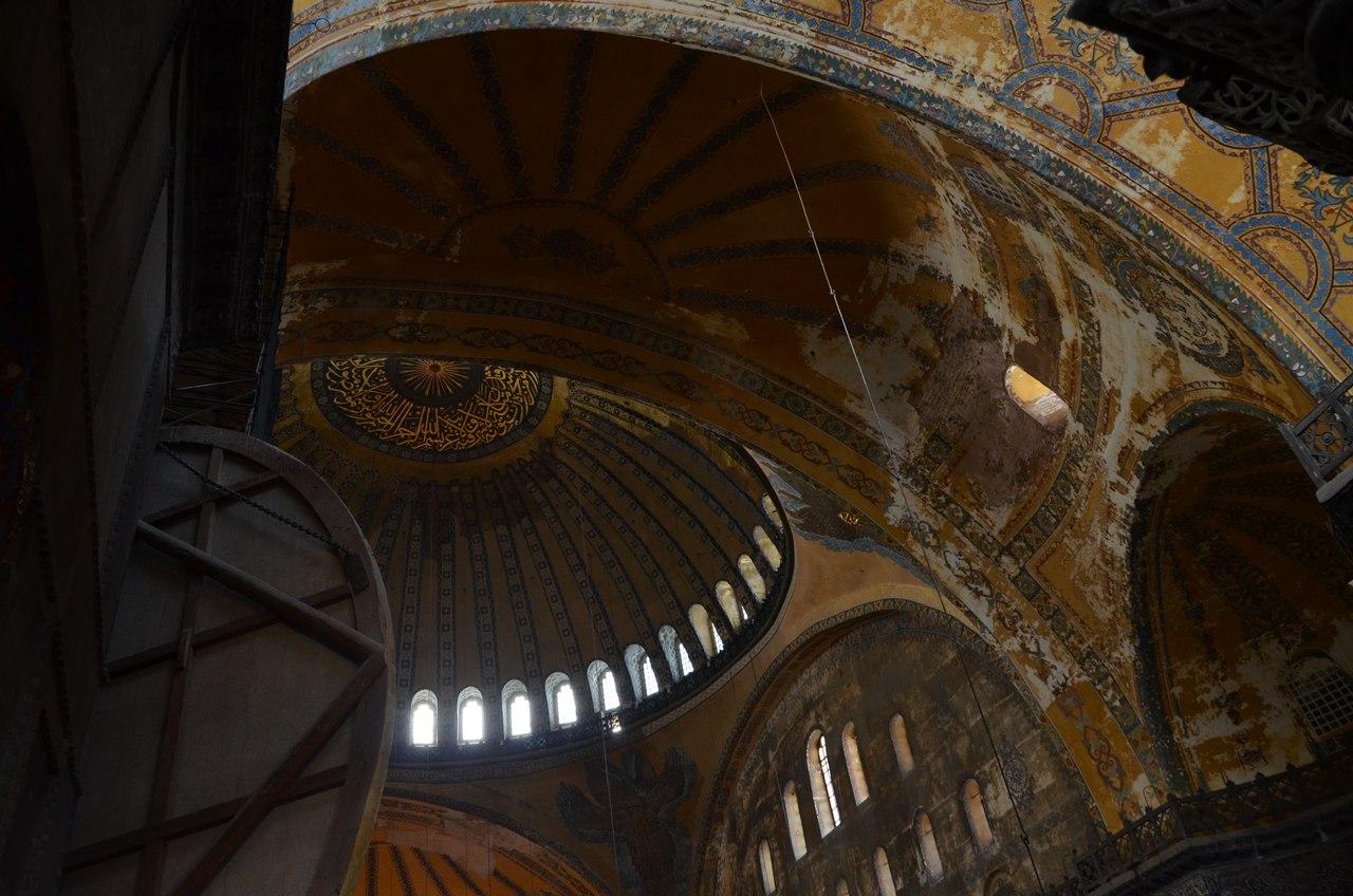 TqmTIKwp1Ks Айя-София - главная достопримечательность Стамбула.