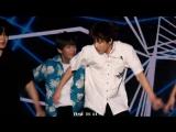 `FANCAM` 160725 Bangtan - Dope @ MBC Music Core 2016 USF Ulsan Summer Festival.