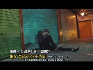 [VIDEO] I Need U MV Making Film