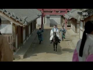 Алые сердца. Корё 10 принц Ван Ын (Бён БэкХён) EXO и ХеСу ( IU )