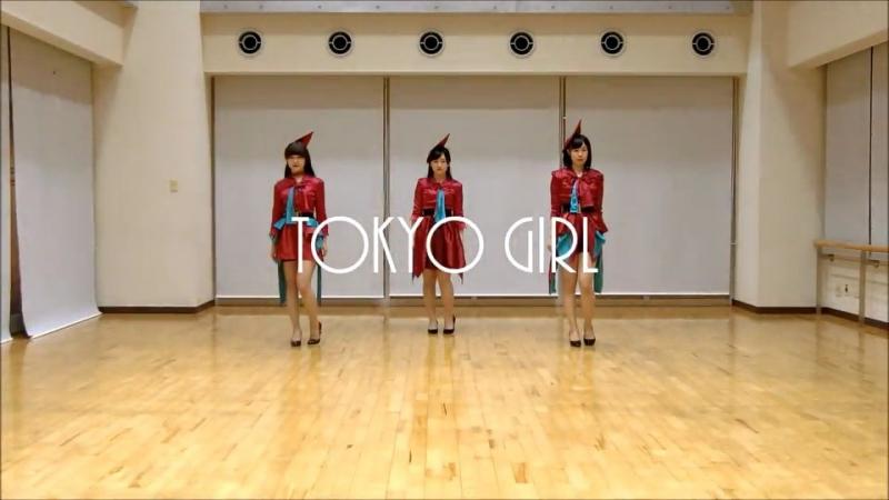 Sm30777824 - 【WaRM】Perfume/TOKYO GIRL(TVsize)【踊ってみた】
