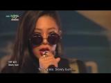 080116 Lucky J - No Love @ Music Bank