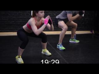 Интенсивная интервальная тренировка для дома: 15 минут на сжигание жира