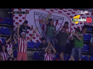 اهداف مباراة || ديبورتيفو لاكورونيا 0 - 1 أتليتيكو بلباو || HD الدوري الاسباني