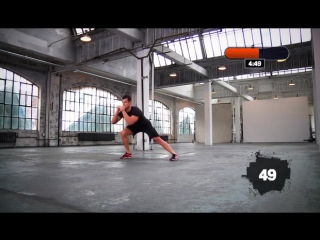10 Minute Torchers - Lower Body Crush - BJ Gaddour