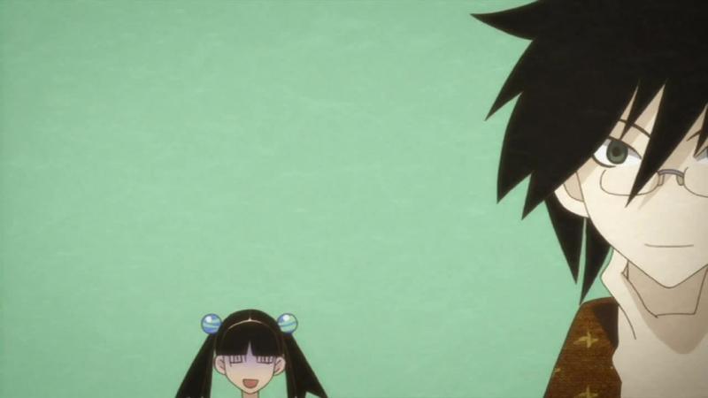 TB 2 Sayonara Zetsubou Sensei 2 Прощай унылый учитель 2 13 серия озвучка