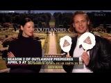 Outlander or Outlandish on Yahoo TV [RUS SUB]