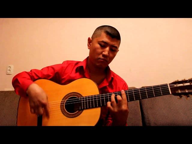 Цыганочка. Tsiganochka. Gypsy folk tune